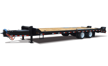 Construction Equipment Trailers
