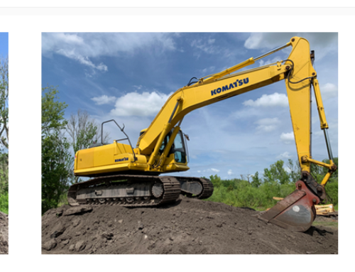Start Your Plant City Construction Equipment Search Here at Alpha Equipment Services LLC